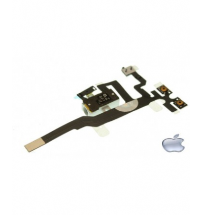 Flex Volum Apple Iphone 4s - Alb
