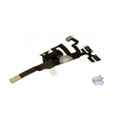 Flex Volum Apple Iphone 4s - Negru