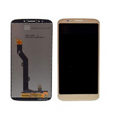 Ecran LCD Display Complet Motorola Moto E5 Plus Gold