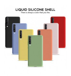 Husa Silicone Case Apple iPhone 12 Violet
