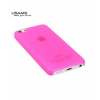 Husa Usams Fly Series Apple iPhone 5C Roz