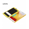 Husa Usams Freeform Series Samsung GALAXY Galaxy Note3 N9000 Galbena