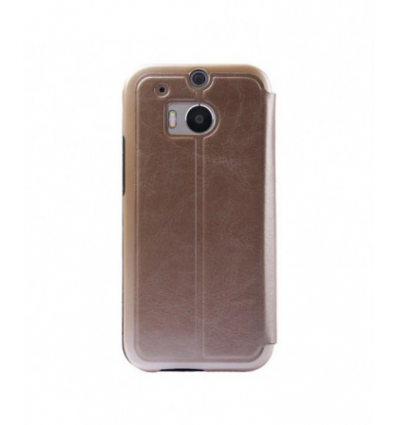 Husa Usams Merry Series HTC One (M8) Champagne